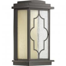 Progress P560106-129-30 - Northampton LED Collection One-Light Small LED Wall Lantern, Architectural Bronze Finish