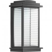 Progress P560108-031-30 - Northampton LED Collection One-Light Small LED Wall Lantern, Black Finish