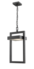 Z-Lite 566CHB-BK-LED - 1 Light Outdoor Chain Mount Ceiling Fixture