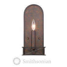 Golden 5815-WSC FB - 2 Light Wall Sconce