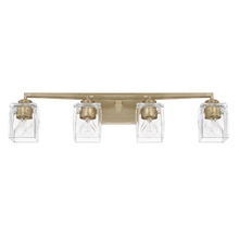 Capital 128141WG-459 - 4 Light Vanity Fixture
