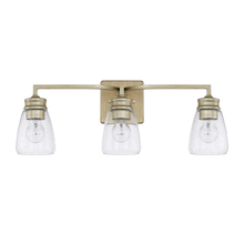 Capital 129031WG-453 - 3 Light Vanity Fixture