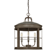 Capital 329741UG - 4 Light Pendant