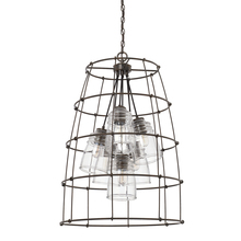 Capital 529761NG-462 - 6 Light Foyer