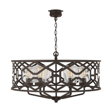 Capital 934461OZ - 6-Light Pendant